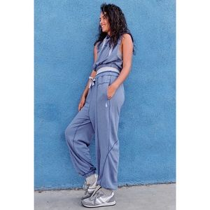 NWT Free People Off The Block Set